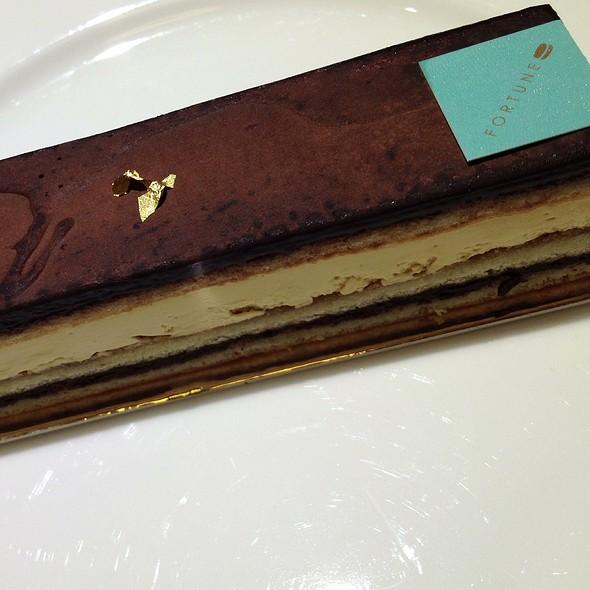 Opera @ 芙甜法式甜點