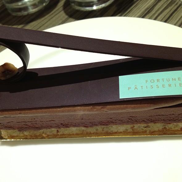 Daquase Cake @ 芙甜法式甜點