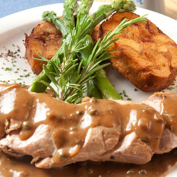 Pork Tenderloin in Peppercorn Sauce @ Royal Bavaria