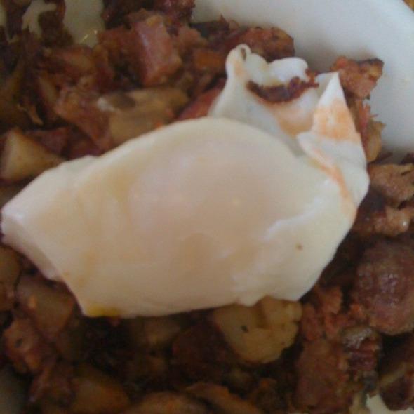 Hash n' Eggs @ Katy's Place