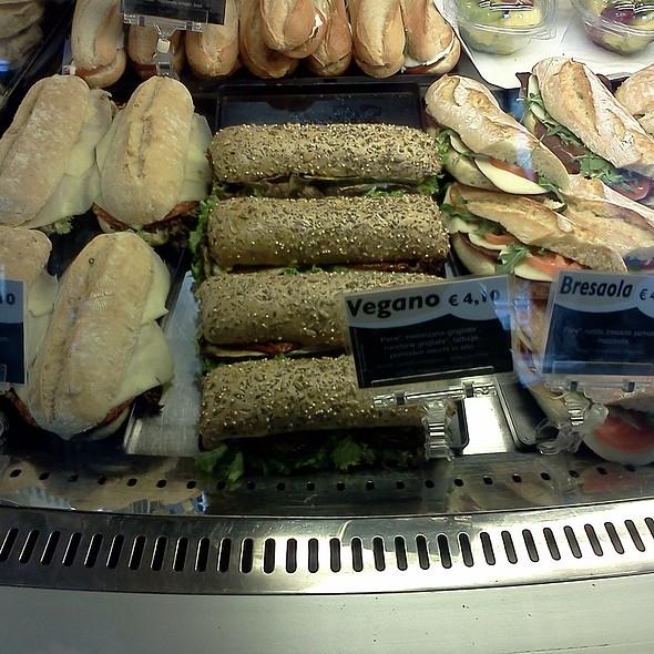Panino Vegano @ Chef Express Staz. FS Modena