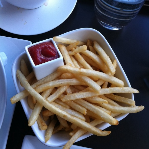 French Fries - Posana, Asheville, NC