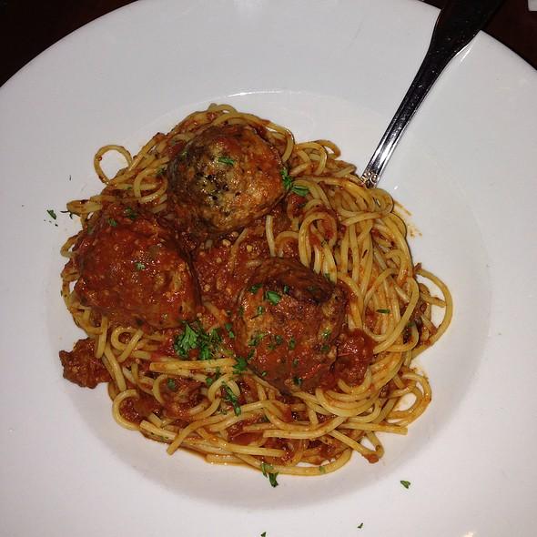 Spaghetti and Meatballs @ Bocci's
