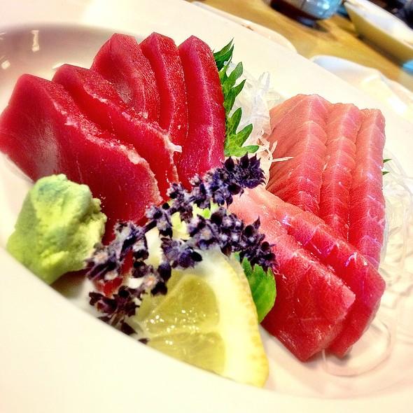 Blue Fin Tuna Sashimi @ Ichiza
