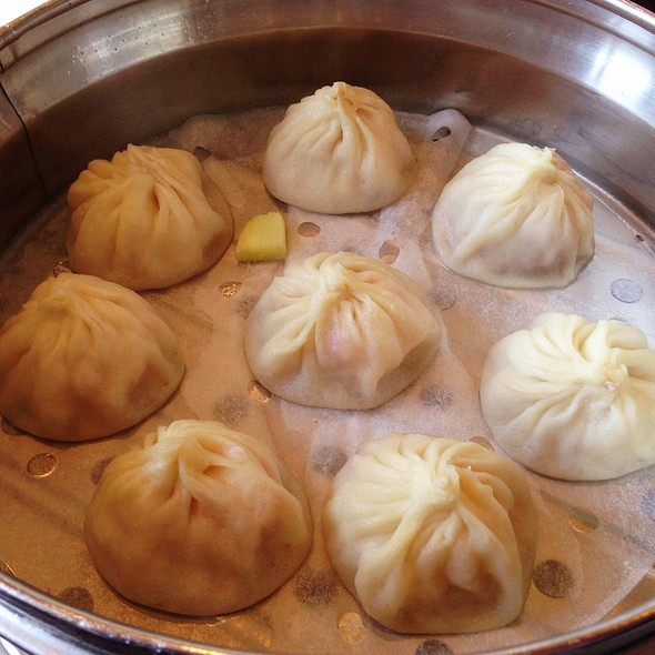 Lobster And Pork Xiao Long Bao At ROC Kitchen