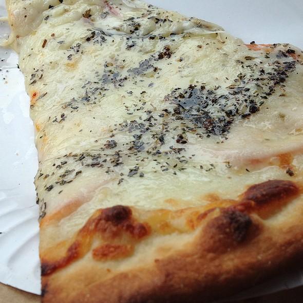 Tomatoe And Basil Pizza @ Palumbo's Pizza II
