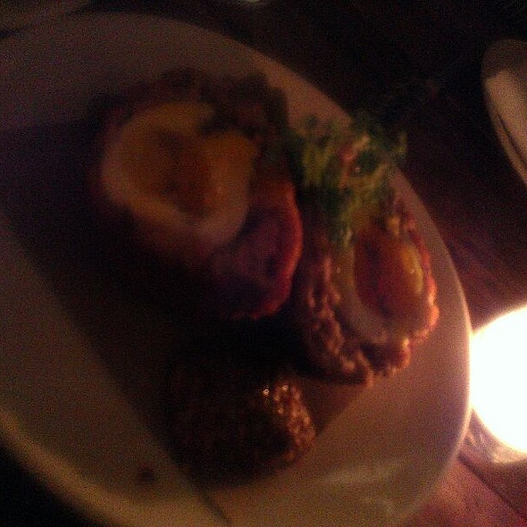Scotch Egg @ The Fat Radish