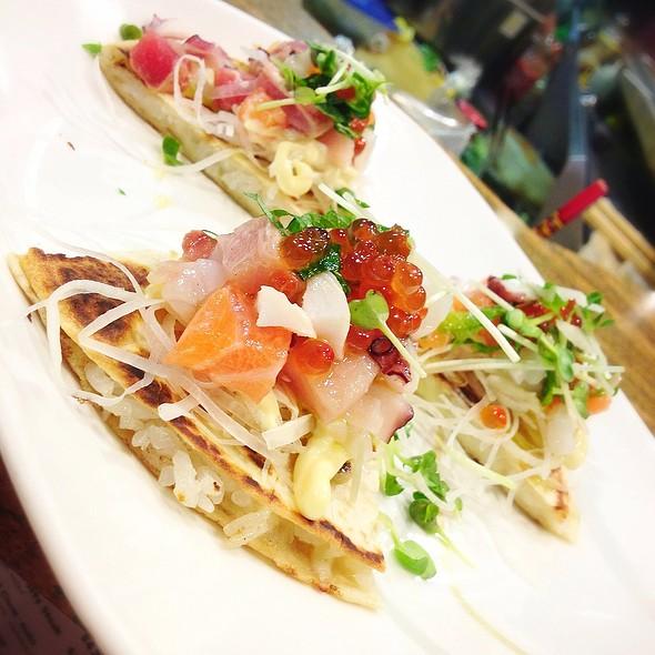 Seafood Quesadilla @ Ichiza