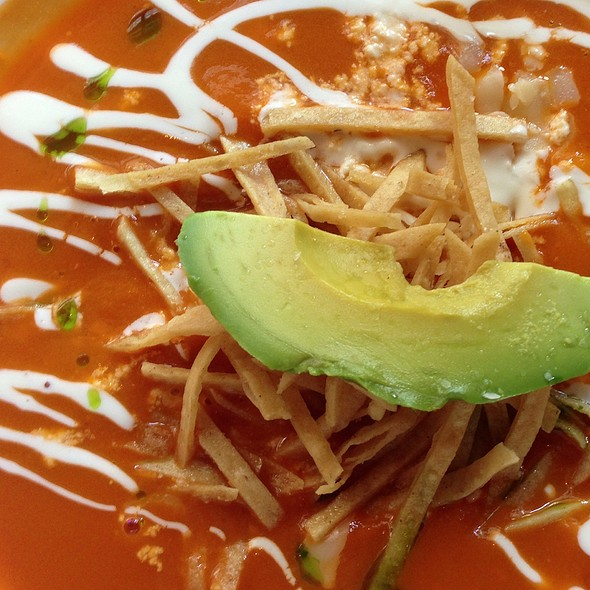 Tortilla Soup - Toloache-Midtown, New York, NY