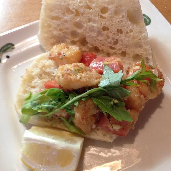 Shrimp Sandwish @ Olive Garden