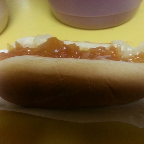 Hot Dog @ Gray's Papaya