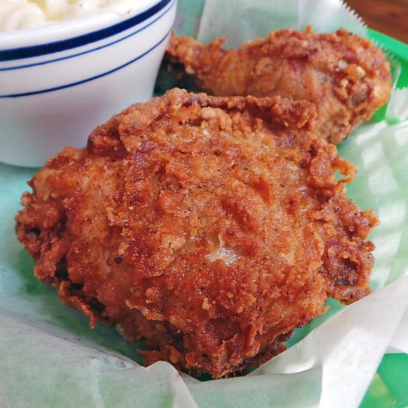 buttermilk fried chicken @ Dirty Bird To-Go