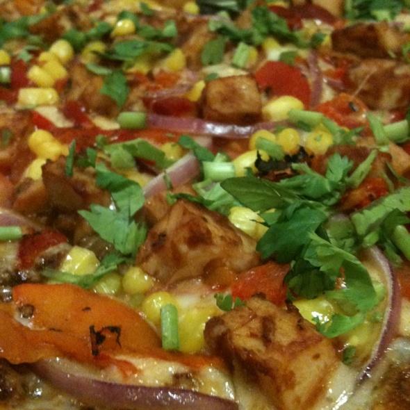 ZBQ Pizza