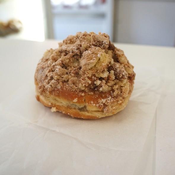 Apple Crumb Donut  @ Peter Pan Donut & Pastry Shop