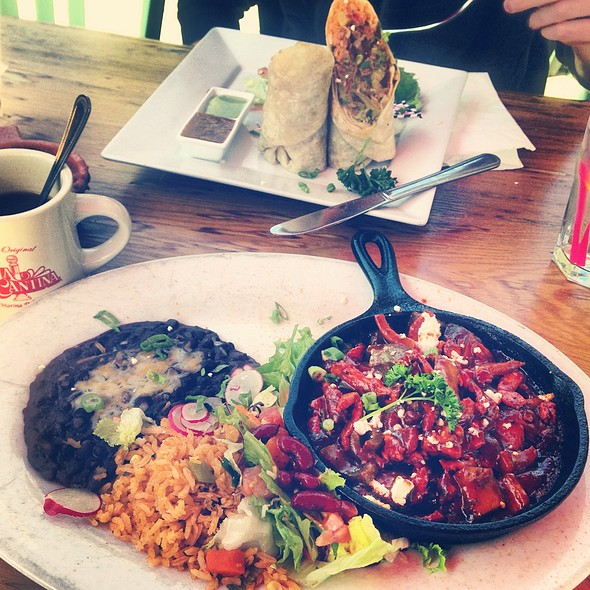 Chicken Molé - Baja Cantina - Carmel, Carmel Valley, CA