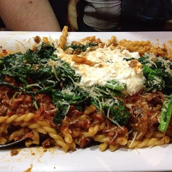 Gemelli con Salsiccia - Ciao Baby Restaurant & Lounge - Commack, Commack, NY