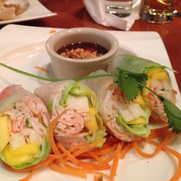 Crab & Mangospring Rolls - Steel Restaurant & Lounge - Dallas, Dallas, TX