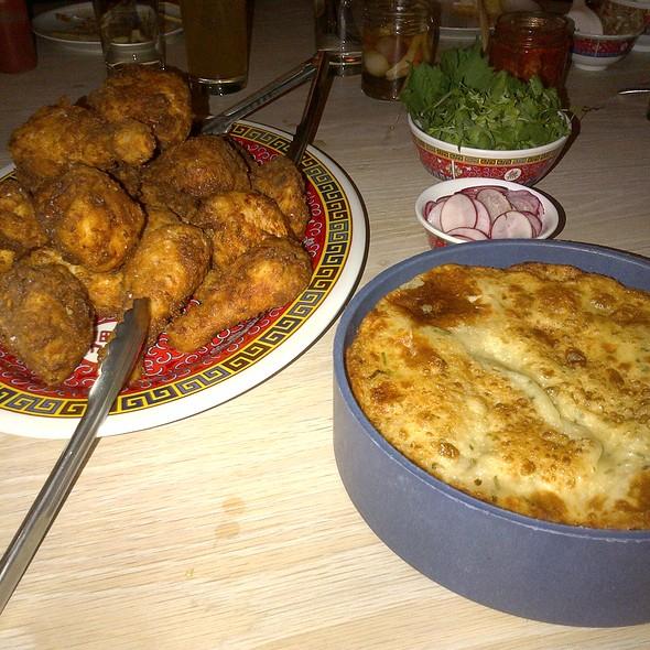 fried chicken @ Momofuku Daisho