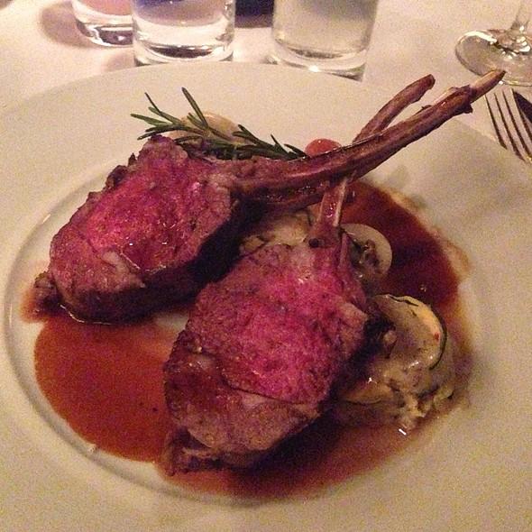 Lamb Chop - 21 Club, New York, NY