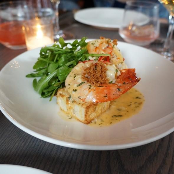Shrimp Scampi @ Little Anthony's Italian Ristorante