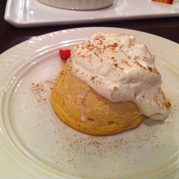 Pumpkin Cheesecake @ Yankee Doodle Tap Room