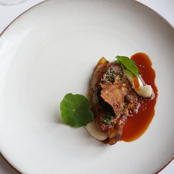 Foie Gras @ Eleven Madison Park Restaurant
