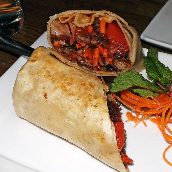 Duck Tortilla Wrap - Lantern Thai Kitchen, New York, NY