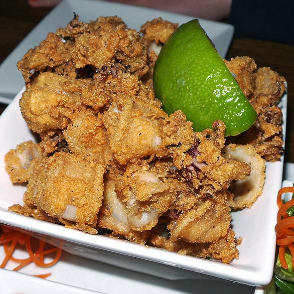 Crispy Calamari - Lantern Thai Kitchen, New York, NY