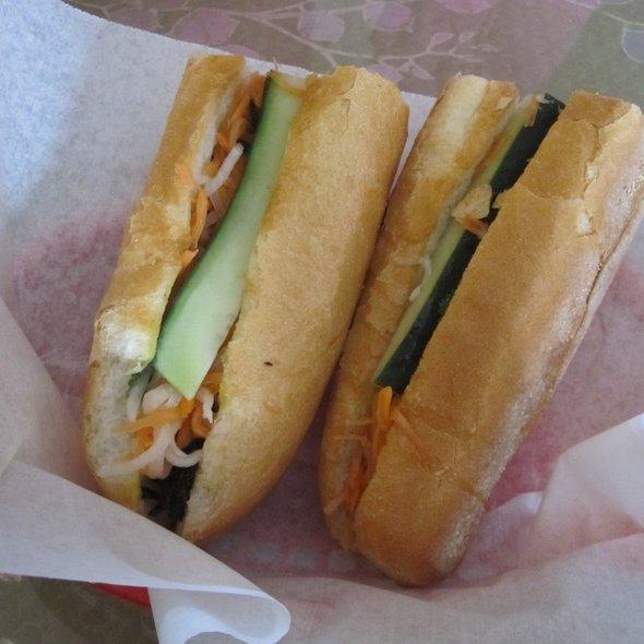 Vietnamese Sandwich @ Pho and Beyond