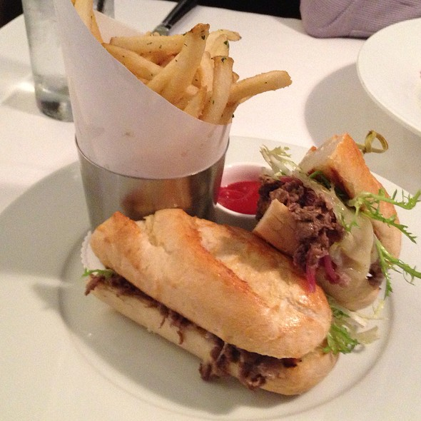 Roast Beef Sandwich - Cafe Ponte - Clearwater, Clearwater, FL