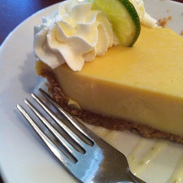 Key Lime Pie - Mitchell's Fish Market - Carmel, Carmel, IN
