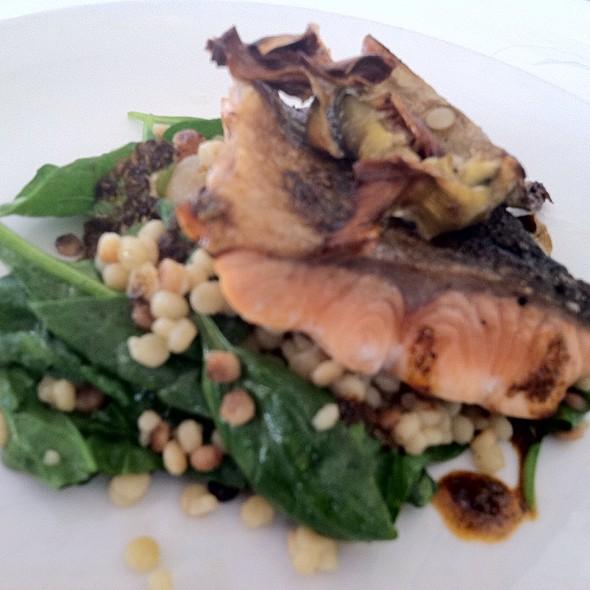 Skuna Bay Salmon @ Flora Restaurant & Bar