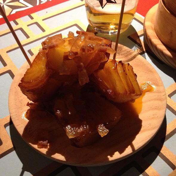 Patata Puerro | Potato Leek @ Casa Marcelo