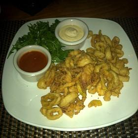 Calamari Fritti - Tresca, Boston, MA