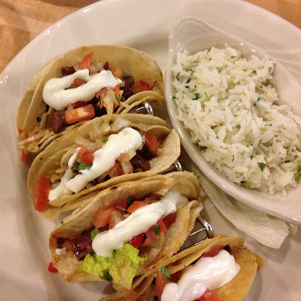 Korean Beef Tacos - Grady's Grille, Homewood, IL