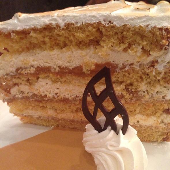 Torta Sofía @ CAPRESE RISTORANTE (Mirador Del alto)
