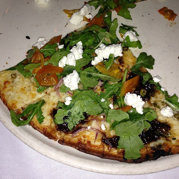 Fig Jam And Arugula Pizza - Meritage - Warwick, East Greenwich, RI
