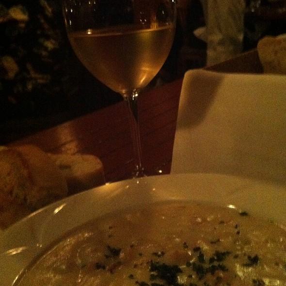 Seafood Chowder @ Sunnyside Restaurant & Lodge