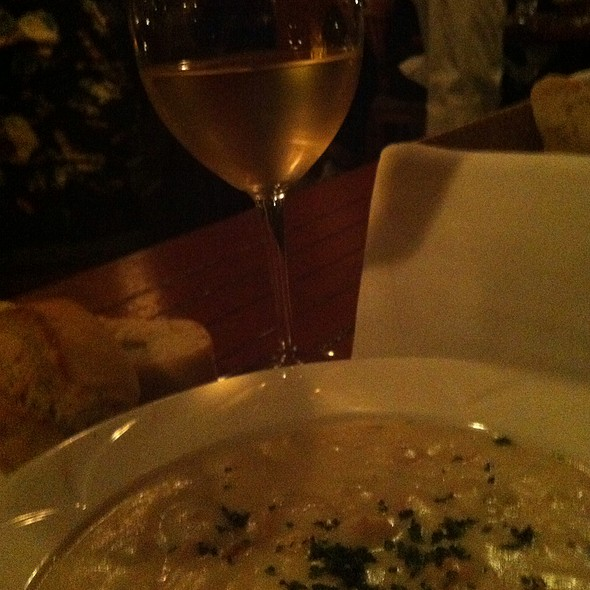 Seafood Chowder @ Sunnyside Restaurant & Lodge