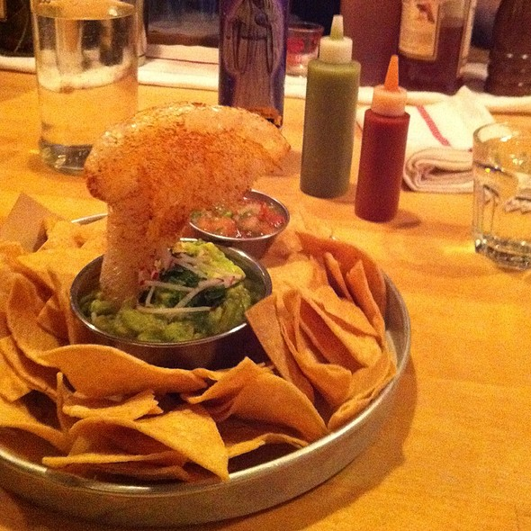 Guac And Chips @ The Grand Electric