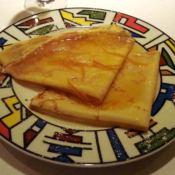 Dessert Crepe @ Lavandou