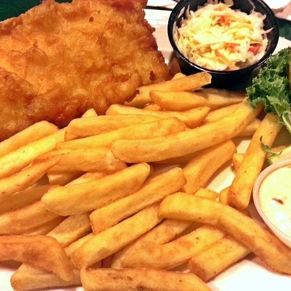 Fish and Chips @ Gregg's Restaurants & Pub