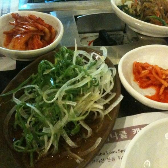Korean BBQ @ Madangsui Korean BBQ