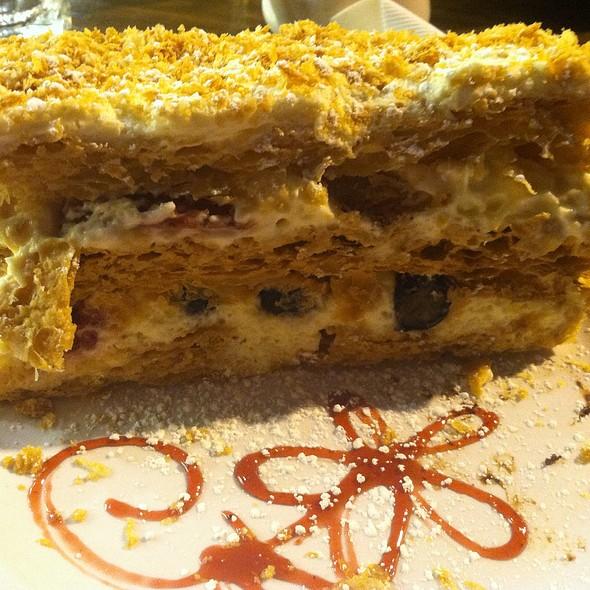 Very Berry Napoleon @ Martha's Country Bakery