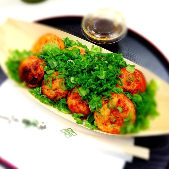Takoyaki Octopus Balls @ Go Squared