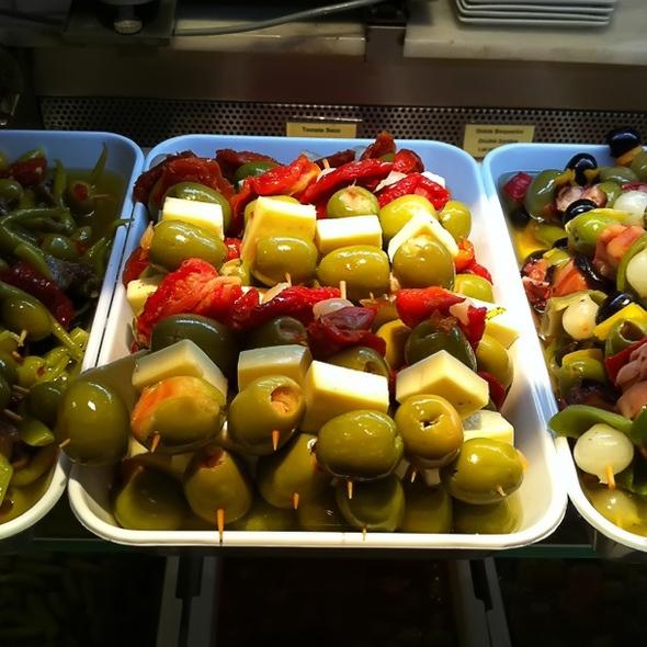 Pickles @ Mercado San Miguel