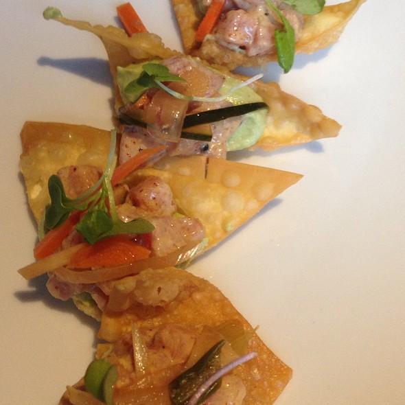 Ahi Tuna Wontons - Providence - New American Kitchen, Kansas City, MO
