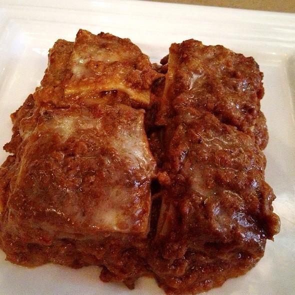 lasagna - Salumeria Rosi, New York, NY