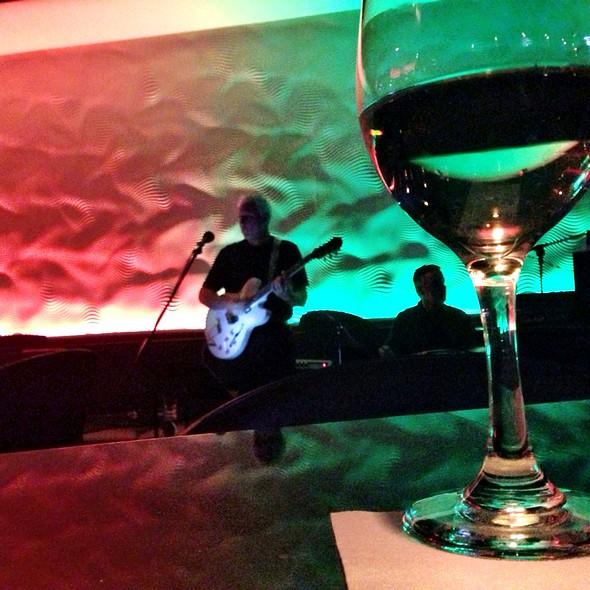 White Wine - Bobby's Restaurant and Lounge, Scottsdale, AZ