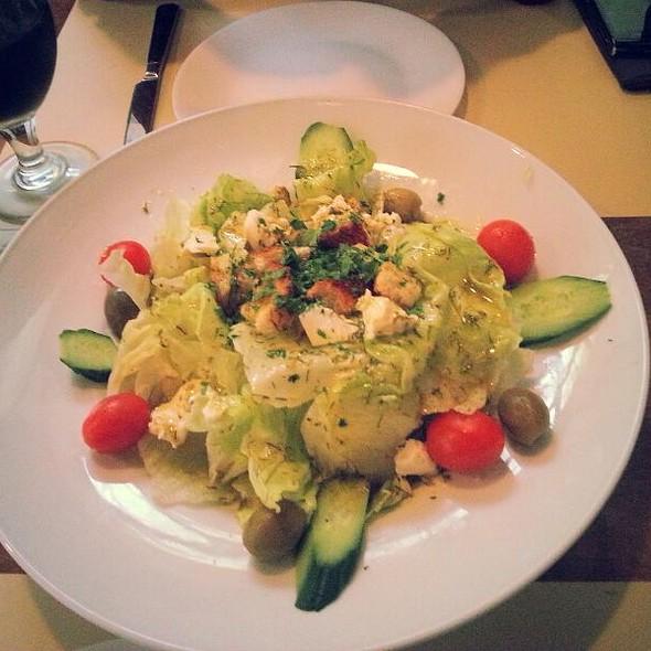 Salad - Piero's Italian Restaurant, Huntingdon Valley, PA